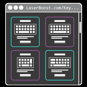 Keyboard-Laser-Cut-Mechanical-Plates