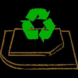 servicio de corte láser reciclaje