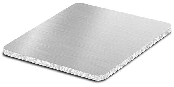 Aluminio 5754 Cepillado Premium